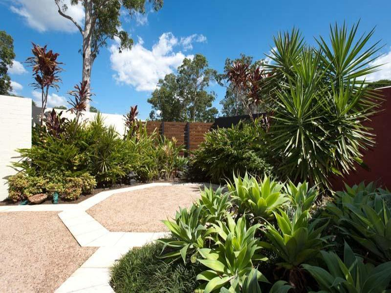 Dowling real estate low maintenance garden for Easy to care for garden designs